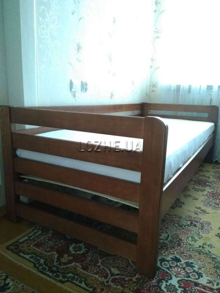 764644800c7c35 Дитяче ліжечко з натурального дерева Немо. Ліжко з натурального ...